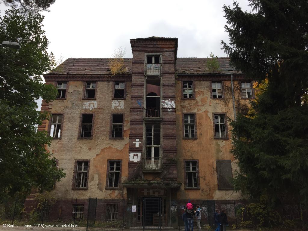 Beelitz Heilstätten Hospital Surgery 1