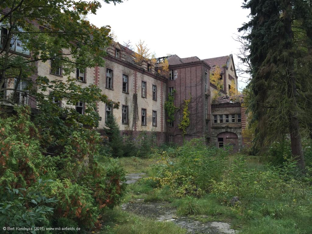 Beelitz Heilstätten Military Hospital Surgery 2