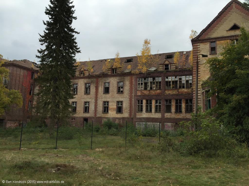 Beelitz Heilstätten Hospital: Surgery 3