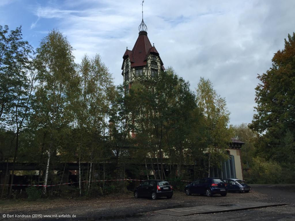 Water tower Beelitz Heilstaetten