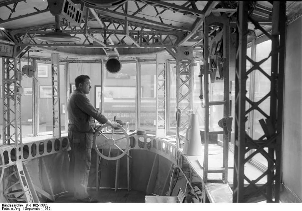 Gondel Luftschiff L 14