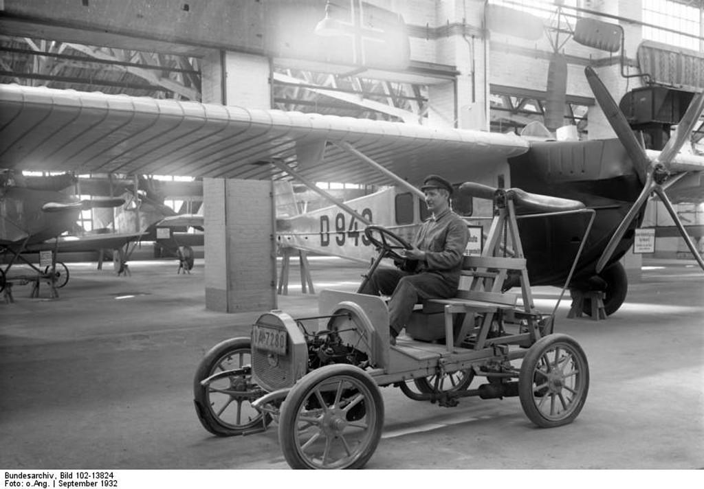 Luftfahrt-Museum Berlin-Johannisthal