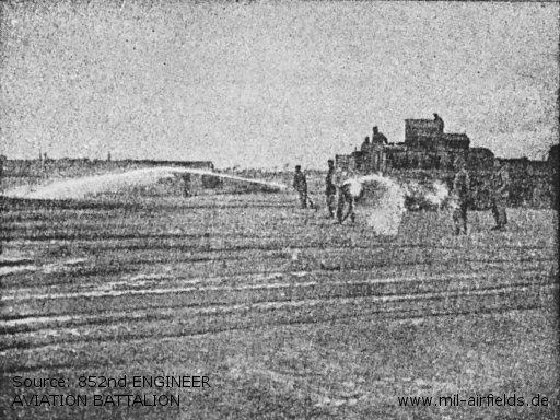 Berlin Tempelhof Airport After World War Ii Military