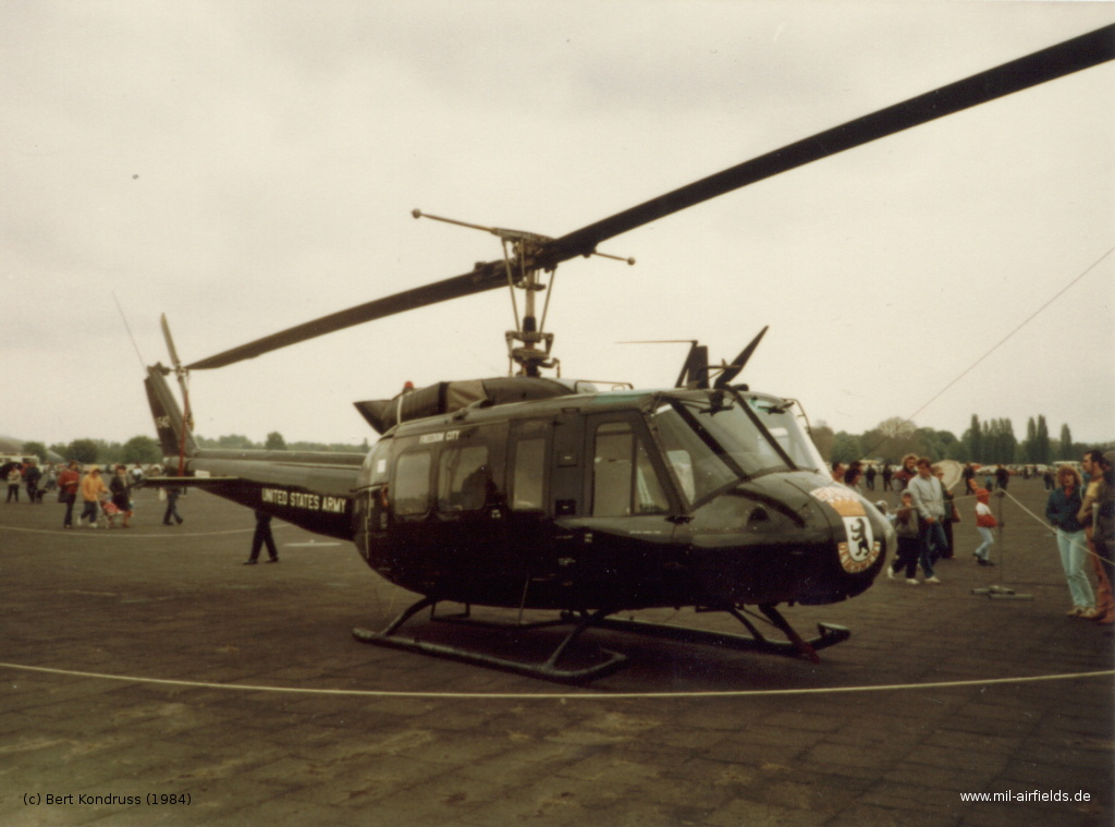 US Army Bell UH-1 Iroquois