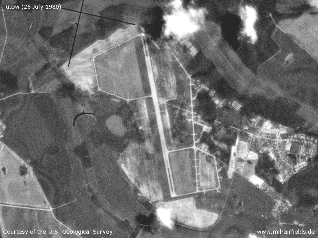 Satellite image from 1980