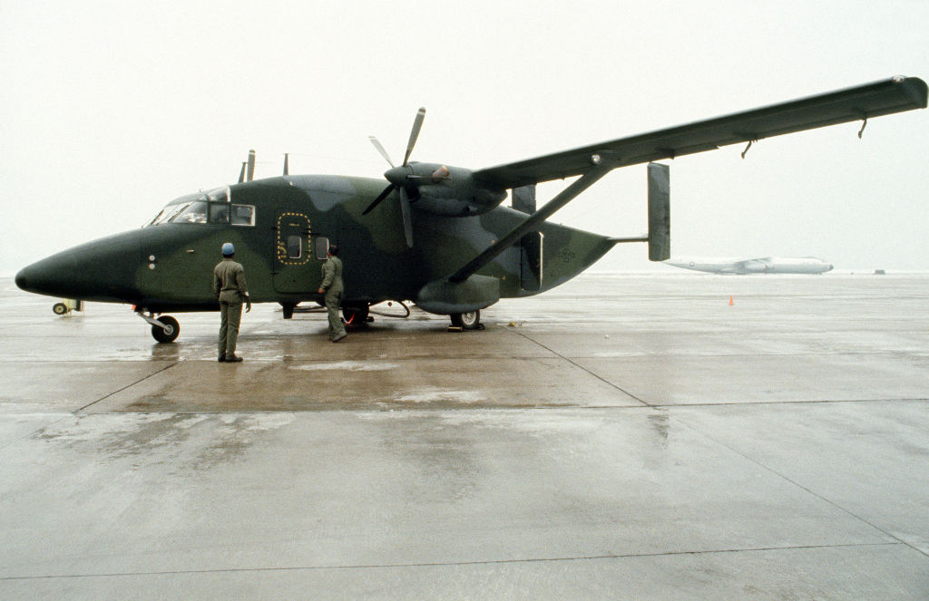 C-23A Sherpa US Air Force
