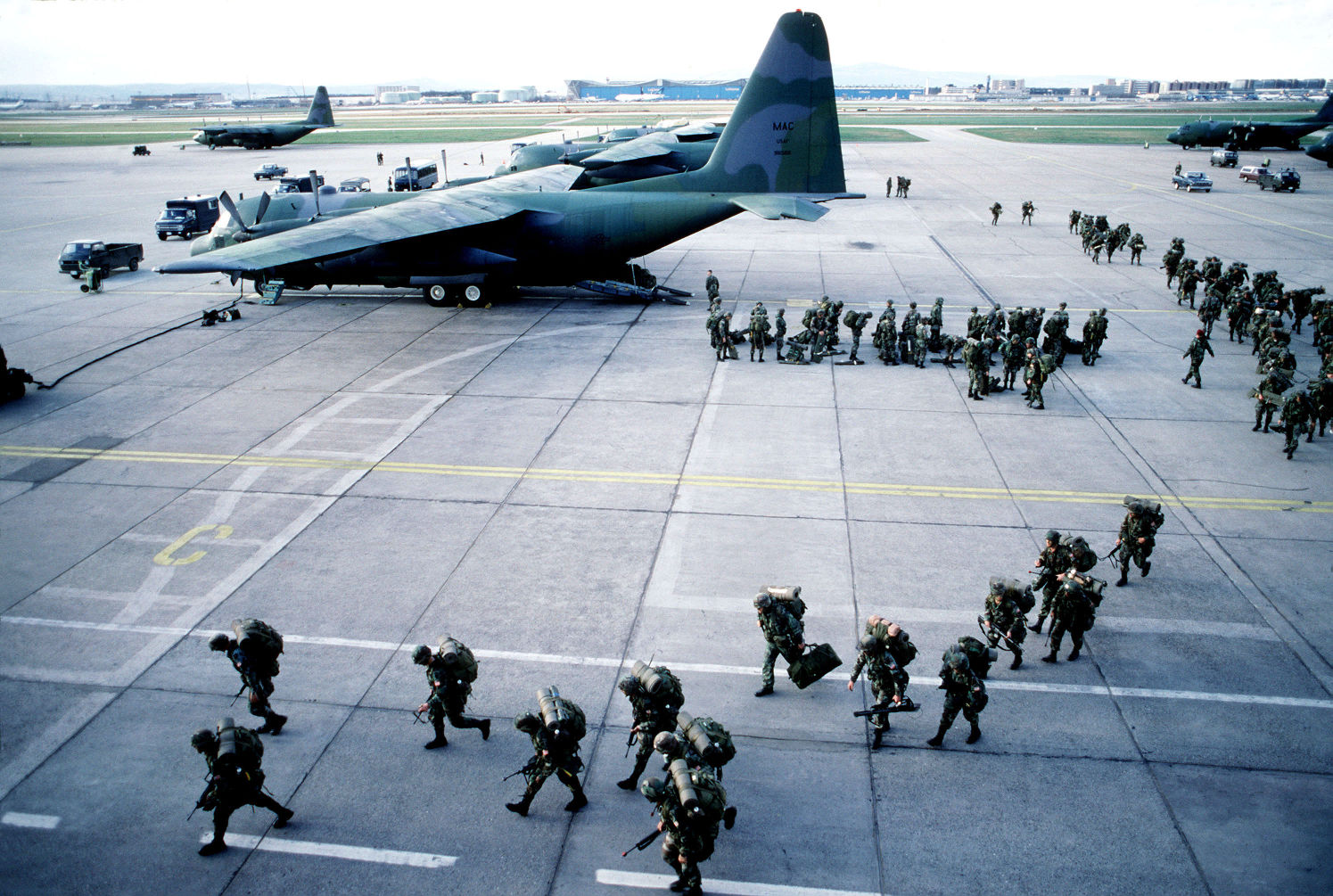 Slovenia: Air Bases and Military Airfields - Military Airfield Directory