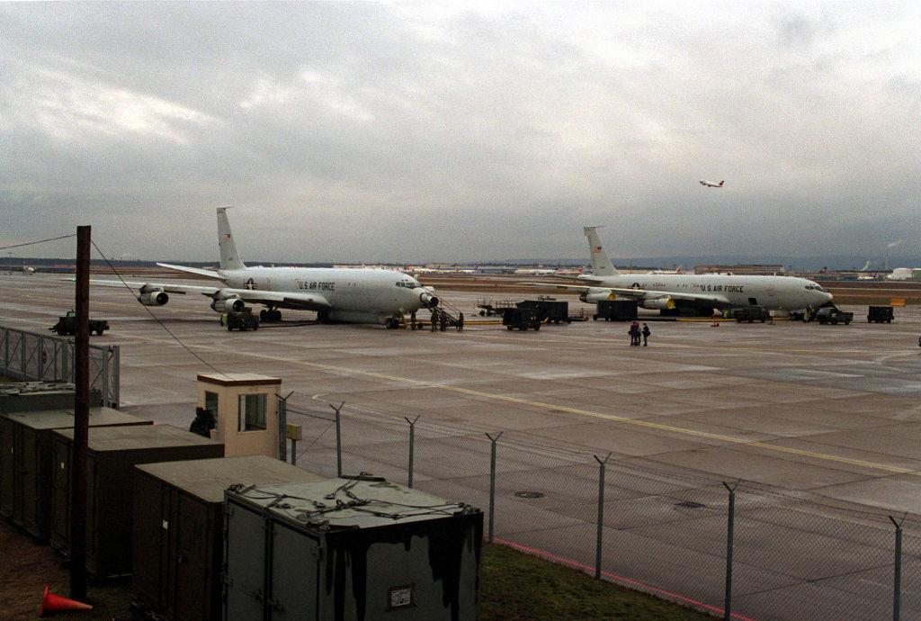Frankfurt Rhein Main Airport