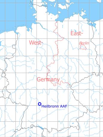 Heilbronn Waldheide Army Airfield Military Airfield Directory