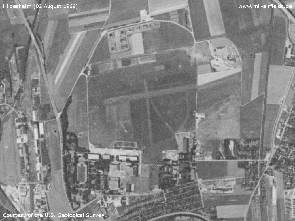 Hildesheim Airfield, Germany