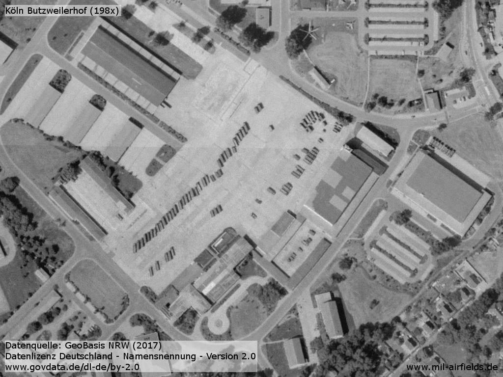 flugplatz k ln butzweilerhof military airfield directory. Black Bedroom Furniture Sets. Home Design Ideas