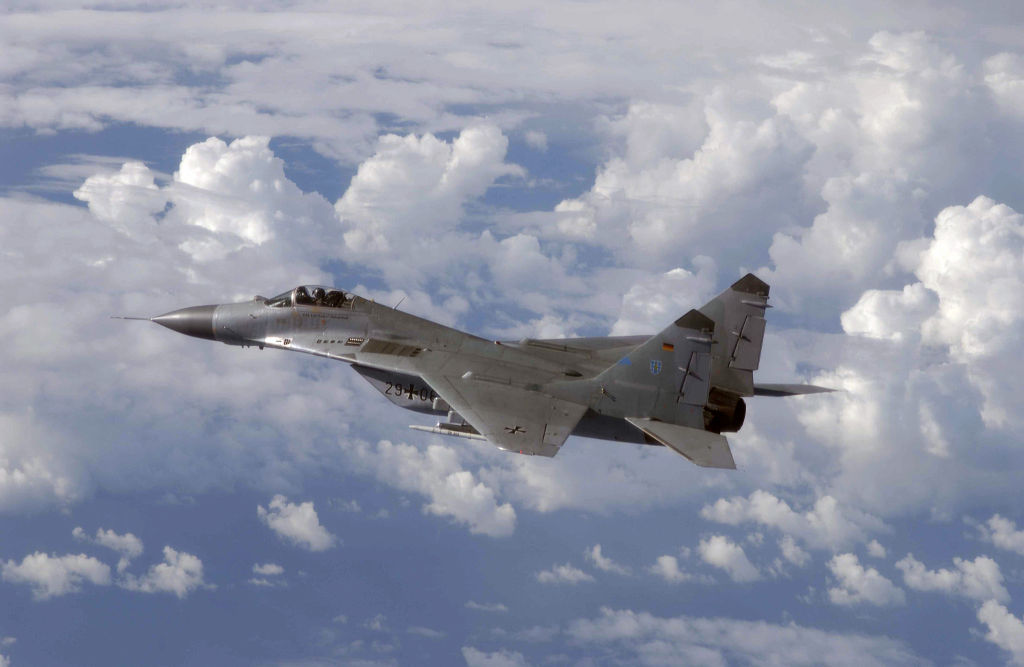 German Air Force MiG-29