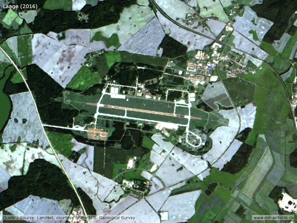 Fliegerhorst Laage
