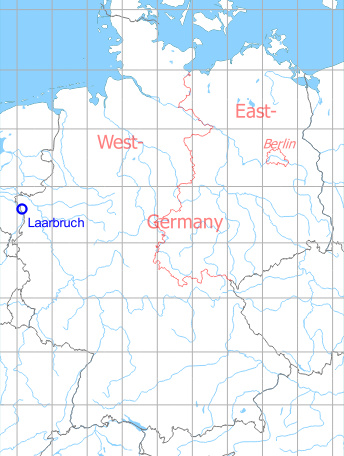 Map Of Germany Us Air Force Bases.Raf Laarbruch Germany Military Airfield Directory