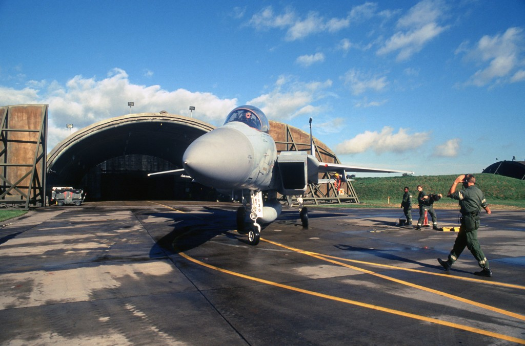 Integrated Combat Turnaround at Lahr Air Base