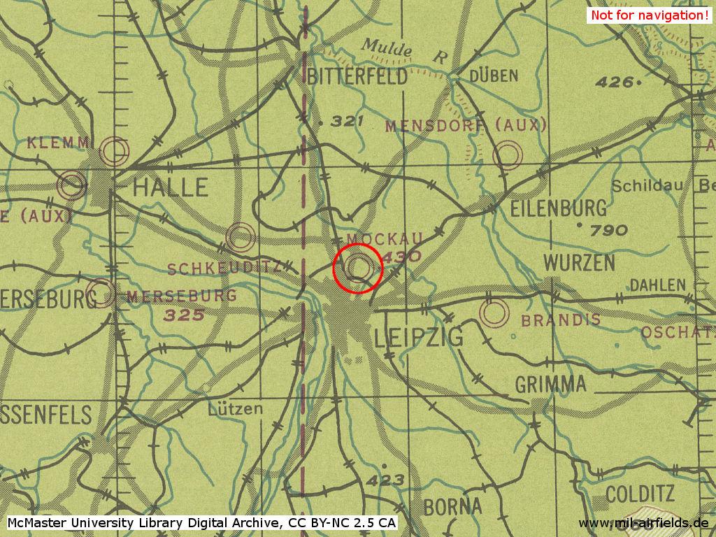 LeipzigMockau Airport Military Airfield Directory