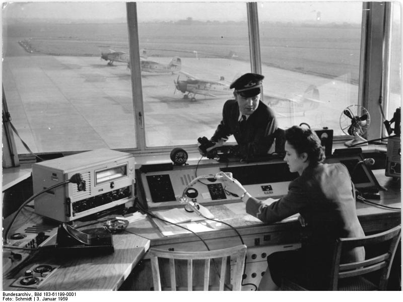 Control Tower 1959