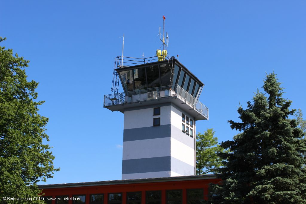 Tower Allgäu Airport Memmingen