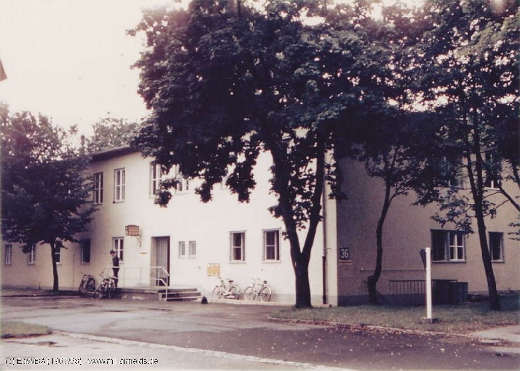 Neubiberg Barracks