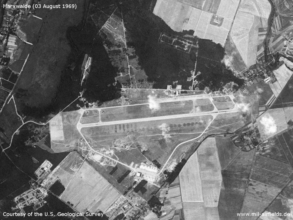 Marxwalde Air Base, 1969