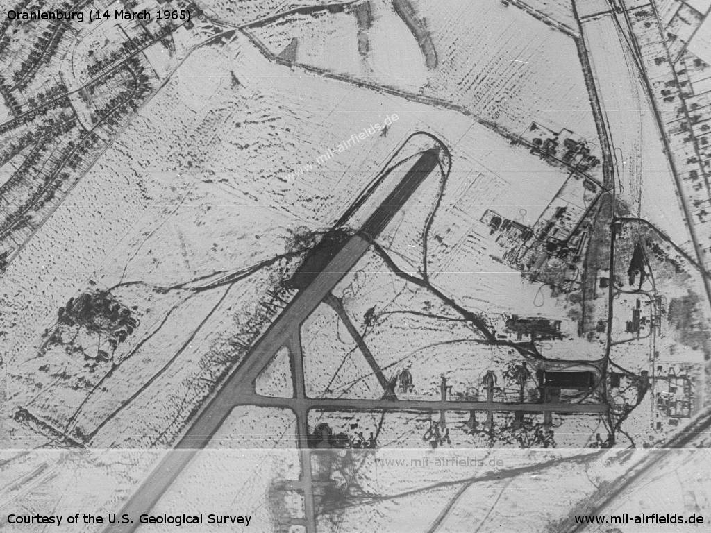 Oranienburg Air Base, 1965
