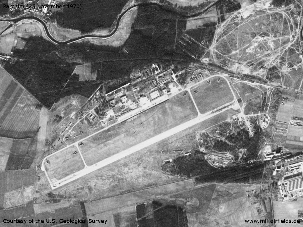 Flugplatz Parchim