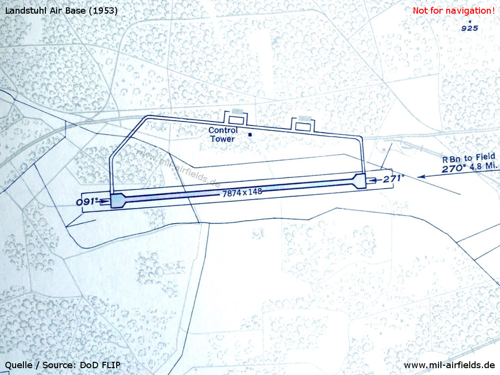 Ramstein Air Base Germany Military Airfield Directory