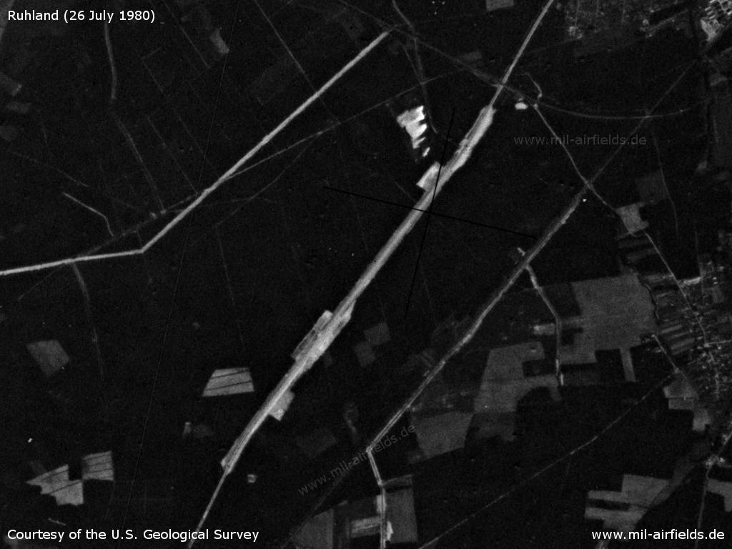 Satellite picture 1980
