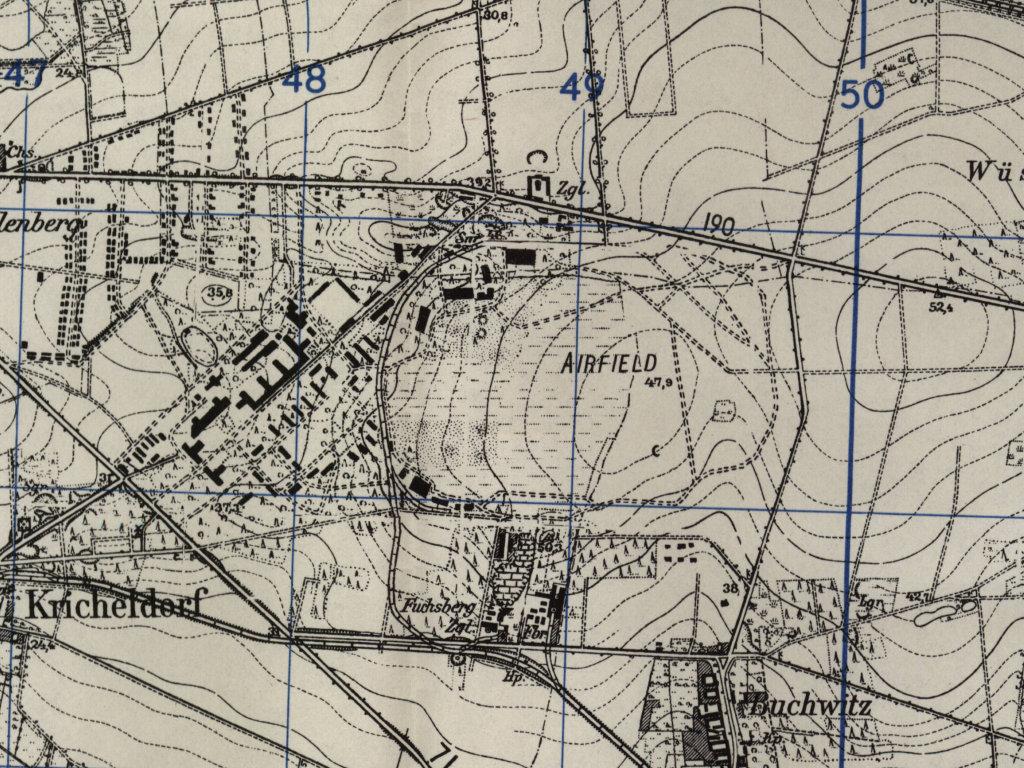 Hubschrauberlandeplatz Salzwedel Military Airfield Directory