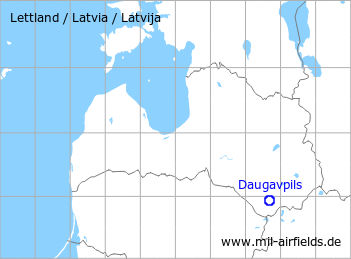 Daugavpils Air Base Latvia Military Airfield Directory